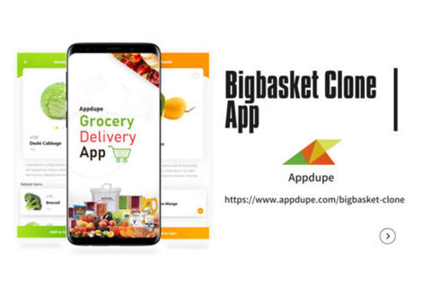 Start Ruling the Grocery Market with Bigbasket Clone