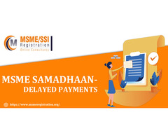 MSME Samadhaan: Delay Payments Features and Applications