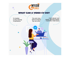 Video Resume - Video CV | MyJobGuru