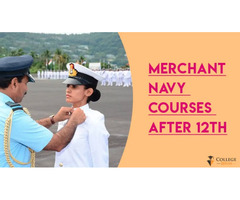 Merchant Navy Courses After 12th