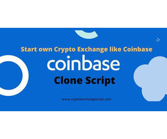 Coinbase Clone Script - To Start Own Crypto Exchange Like Coinbase