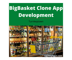 Get your groceries stocked up on time BigBasket app clone