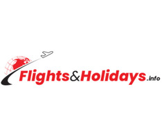 Flights and Holidays | A Hearty Travelling Experience