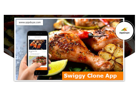 Reach Us out to get the Latest Swiggy clone