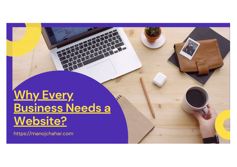 Why Every Business Needs a Website?