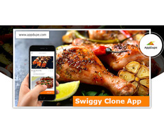 Get your Business Started with an App like Swiggy