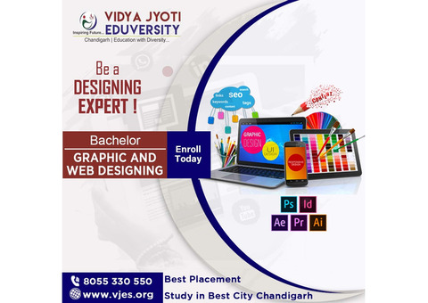 Make your Career in Graphic and Web Design Course