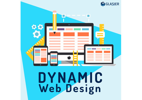Dynamic Website Design Company in India- Dynamic Website Design Services