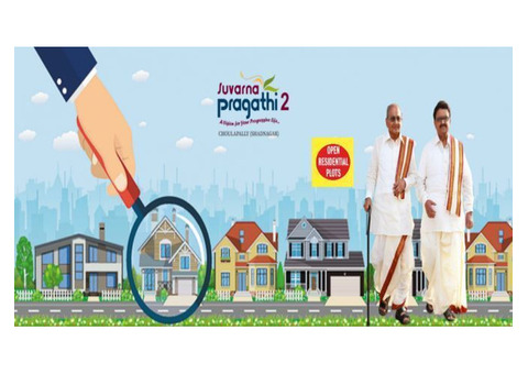 HMDA Approved plots for sale by Suvarnabhoomi Infra
