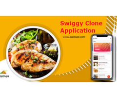 Contact Us Right now to get your own Swiggy Clone