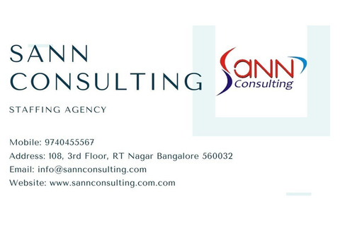 Best Staffing Agency in Bangalore