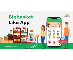 Join the Grocery Delivery Empire with BigBasket Clone