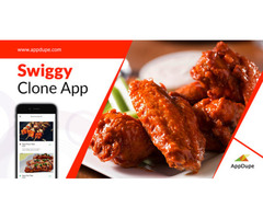 Get Ready to launch your business with Swiggy Clone