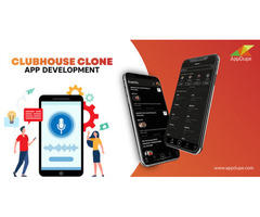 Dominate the Audio only Chat Market with an app like Clubhouse