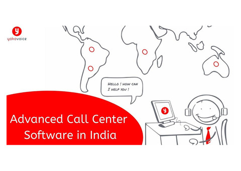 Advanced Call Center Software in India - YakoVoice