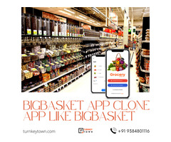 Stun your Ecommerce Business with BigBasket Clone Script